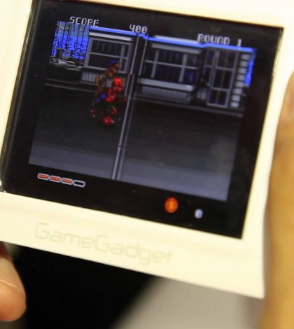 Game Gadget Review – The New Open Source Portable Emulator