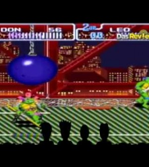Old Skool's Classic Gaming Theatre Presents: TMNT Turtles in Time for the SNES!