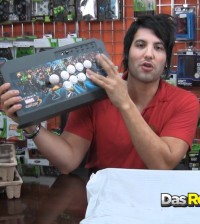 Review – Ultimate Marvel vs Capcom 3 Arcade FightStick – Limited Edition