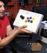 The New Hori Fighting Sticks – The VX & V3