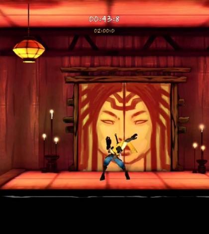Ninja Blade for Ouya Review – Awesome Ninja Platformer