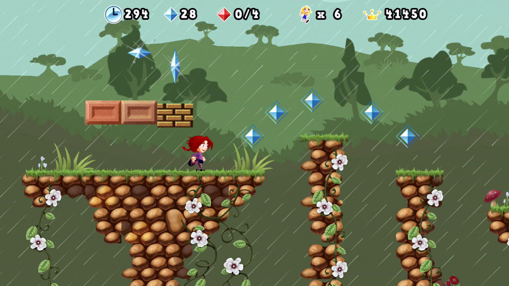 Mario style platforming is lways a good thing.