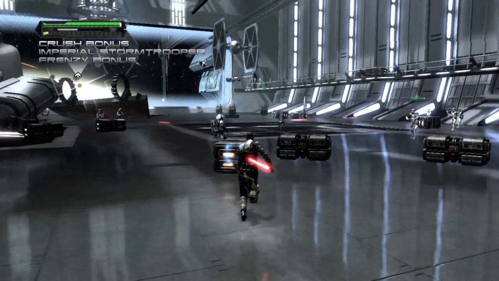 Kill everyone - Imperials and Kota's men alike.